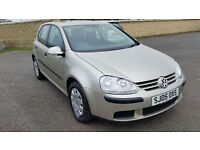 LOW MILEAGE VOLKSWAGEN GOLF 1.4 S
