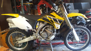 Yzf250f special edition trade for 2 stroke 250