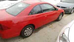 2003 Honda Civic Certified and Etested