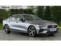 2019 Volvo S60 2.0 T5 R DESIGN Edition - Conv Automatic Petrol Saloon