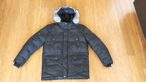 POINT ZERO MALE WINTER JACKET/MANTEAU D'HIVER MASCULIN