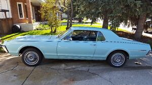 1967 Cougar - immaculate, one owner, all numbers matching