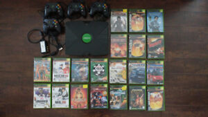 Lot console XBOX premiere first generation