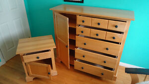 "Complete 39"" Twin Bedroom set"