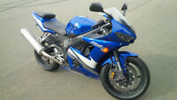 2005 Yamaha R6 Excellent Condition Low Kms!!