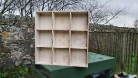 Pigeon Box Perches