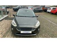 2017 Ford Fiesta ZETEC 1.1 85ps 5dr Manual Hatchback Petrol Manual