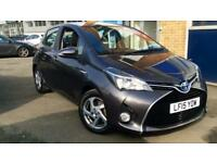 2012 Toyota Yaris 1.5 Hybrid Icon CVT Automatic Petrol/Electric Hatchback