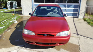 1997 Ford Escort Sport in very good condition