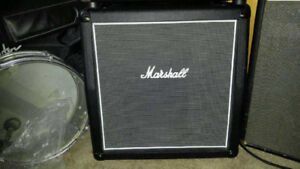 Marshall  1 x 12  speaker cabinet, 65 watts excellent ccondition