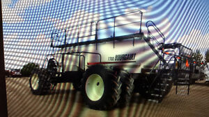 bourgault 7700 air tank