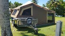 Camel Camper Trailer the Ducks Nuts of Campers Idalia Townsville City Preview
