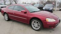 2001 Chrysler Sebring Lxi Coupe (2 door)