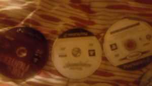 5 play station 2 game