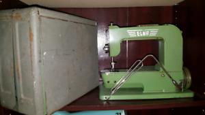 Elna Grasshopper Sewing Machine