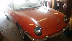 fiat 850 spider sport 1970 for parts
