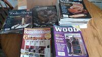 wood working magazines