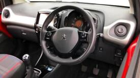 2016 Peugeot 108 1.2 PureTech Allure 3dr Manual Petrol Hatchback