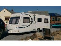 2009 Bailey Burgundy Series 7 Fixed Bed - 4 Berth - 2 Owners - Great Condition