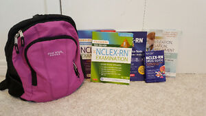 NCLEX Study Package (sold together or seperately)