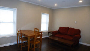 FURNISHED One bedroom close to Downtown