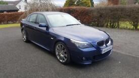 BMW 525d 3.0 Diesel Msport Auto ** Full Years MOT ** DBD CAR SALES
