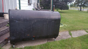 Oil tank 250 gallon