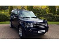 2016 Land Rover Discovery SE SDV6 AUTO Automatic Diesel 4x4