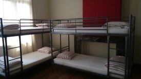 CHEAP BEDS TO RENT IN ZONE 1! NO DEPOSIT