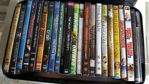 Lot of 13 DVD's