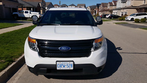2013 Ford Explorer - Police Interceptor Utility AWD