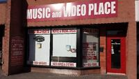 MVP Pays CA$H for DVDs●Blu-Rays●CA$H for ROCK Vinyl Records