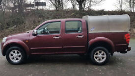 Great Wall Steed Pick up 2.0TD 4X4 2013 PX Swap Anything considered L200 Navara
