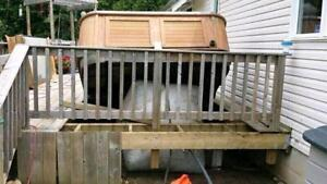 Professional hottub movers 6475398827