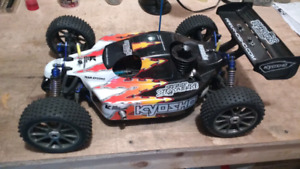 Kyosho rc buggy