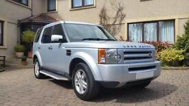 Land Rover Discovery 3 2.7TD V6 - RARE MANUAL - Extras - Finance - Diesel