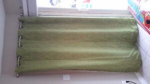 Full length curtain panels Cambridge Kitchener Area image 2