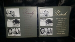 Family and Friends Photo frames