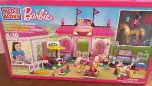 Barbie lego rare sets NEW