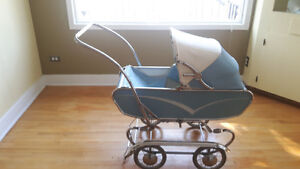 19 70's Antique Happy Time Stroller