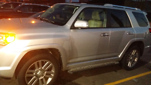 Selling 2010 Toyota 4 Runner only 115000 k reduced price