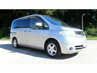 NISSAN SERENA MPV WITH FACTORY FITTED WHEEL CHAIR LIFT, FRESH IMPORT, 50k, '56'