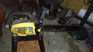 Chain Saw  Pro Mac 3800-16