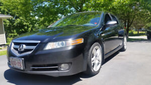 2007 Acura TL for sale.......... make an offer