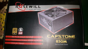Rosewill 850W PSU