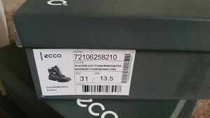 Ecco boots new size 13.5 West Island Greater Montréal image 4