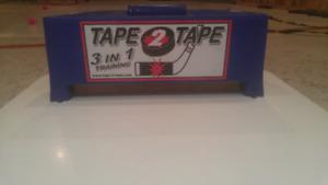 Tape 2 Tape hockey Passer