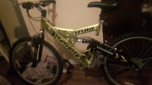 Titan Infinity cycling onnovations