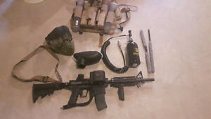 Paintball set for sale London Ontario image 5