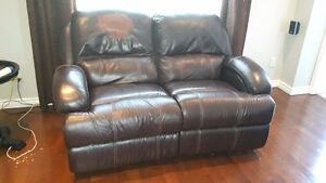 Leons Leather Sofa Buy Amp Sell Items Tickets Or Tech In